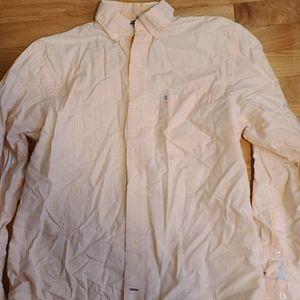 Izod Saltwater striped shirt